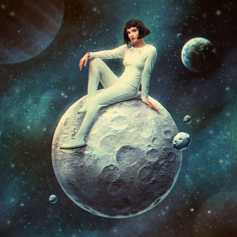 Cover art of Violetta Zironi single 'When I Wake'