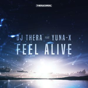 Cover art of 'Feel Alive'