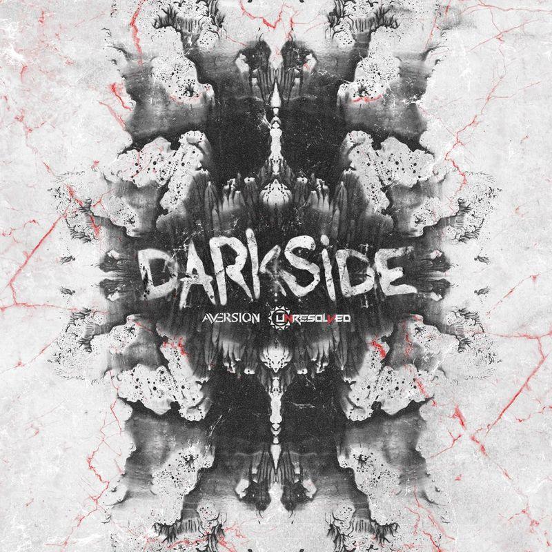 Cover art of Aversion single 'Darkside'
