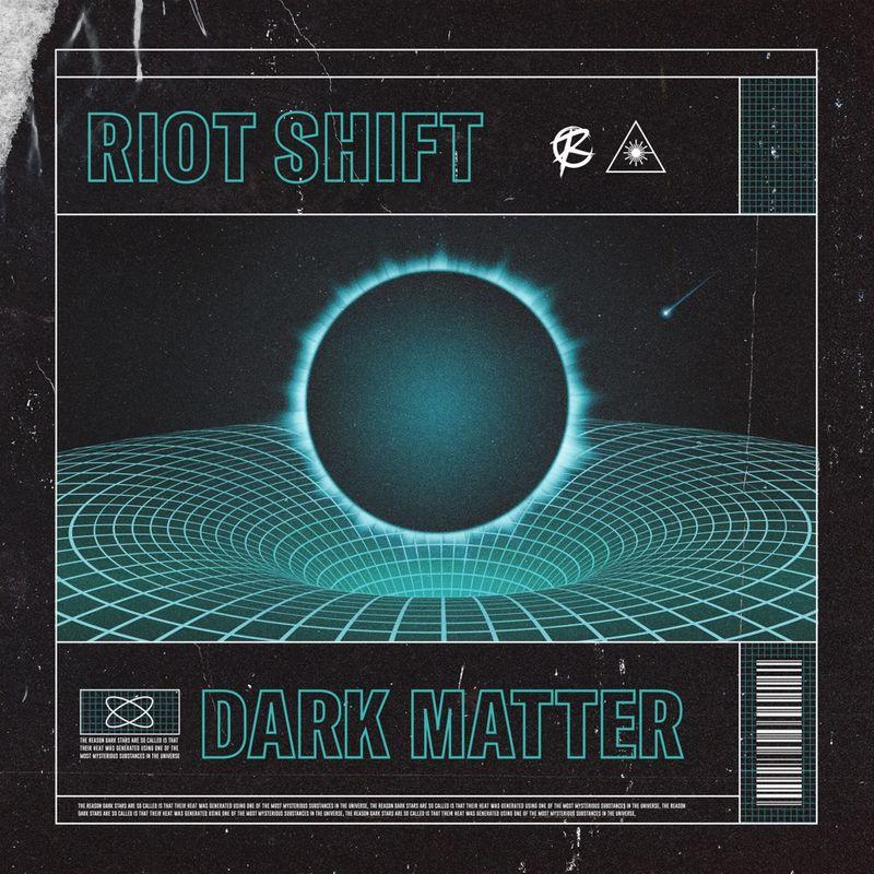 Cover art of Riot Shift single 'Dark Matter'
