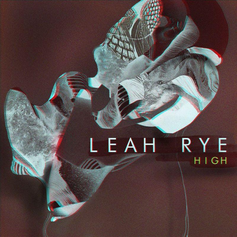 Cover art of Leah Rye single 'High'